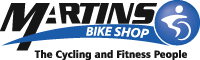 Martins Bike Shop Logo
